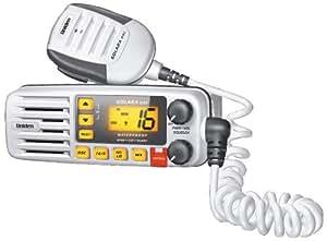 Uniden Solara DSC VHF Waterproof Marine Radio (White)
