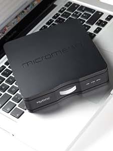 Micromega MyDAC Asynchronous USB Digital-to-Analog Converter (Black)