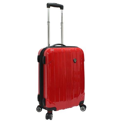 travelers-choice-sedona-21-in-hardside-spinner-red
