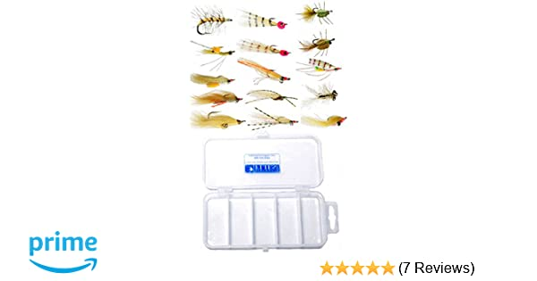 Permit//Bonefish Pack of 3 Flats Bunnies size 2,