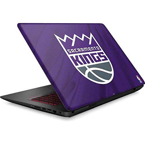 Skinit NBA Sacramento Kings Omen 15in Skin - Sacramento Kings Jersey Design - Ultra Thin, Lightweight Vinyl Decal Protection by Skinit