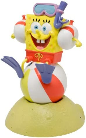 Nickelodeon Bob Esponja Squirtn Snorkel de riego: Amazon.es: Bebé