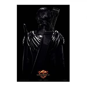 2015 New Hunger Games Poster Home Decoration Movie Poster Custom Fashion Classic 50X75cm