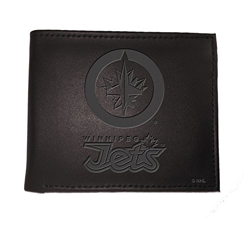Team Sports America Winnipeg Jets Bi-Fold Wallet