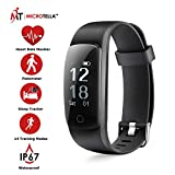 MICROTELLA Fitness Tracker Waterproof, Smart Activity Watch, Smart Band with Step Counter, Calorie Counter Watch, GPS Band, Fitness Tracker With Heart Rate Monitor, Pedometer Watch for iOS and Android Review