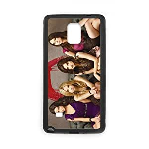 Samsung Galaxy Note 4 Phone Case for Classic theme Pretty Little Liars pattern design GCTPTLTLA866565