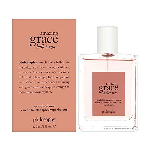 (PHILOSOPHY Philosophy amazing grace ballet rose nude, 4 Ounce)