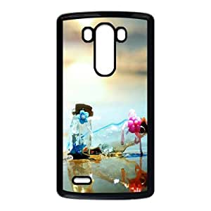 Designed High Quality Wishing Bottle Image , Only Fit LG G3