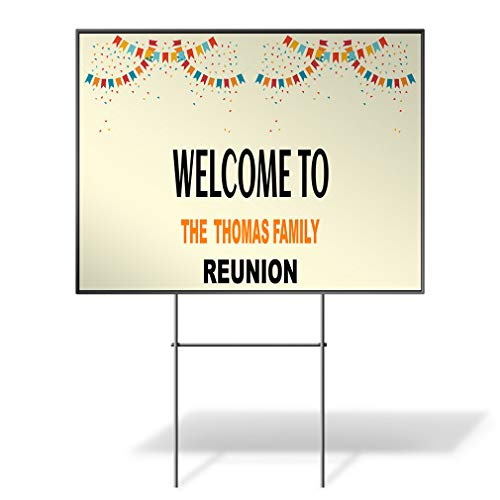 Welcome to The Name Family Reunion Custom Personalized