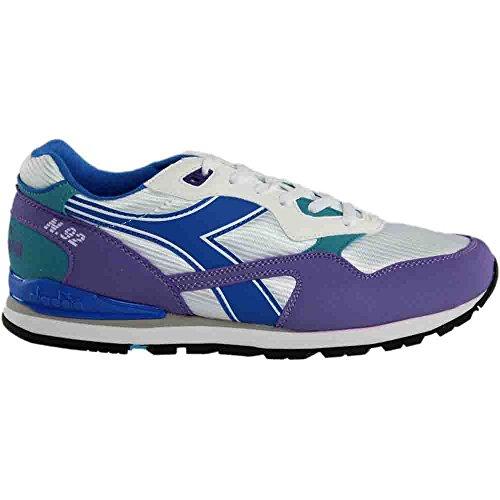Men's N92 Diadora Shoe White Ultra Violet Skate T5qdq