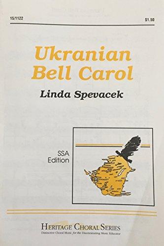 Ukranian Bell Carol, SSA (Ukranian Bell)