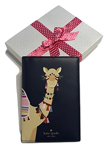 Kate Spade New York Spice Things Up Camel Passport Holder by Kate Spade New York