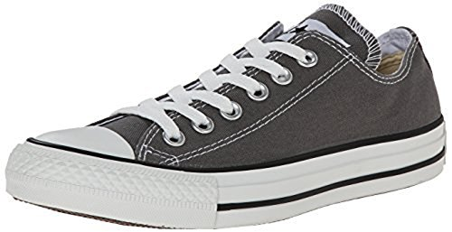 Converse Chuck Taylor All Star, sneakers basse unisex da adulto, nero