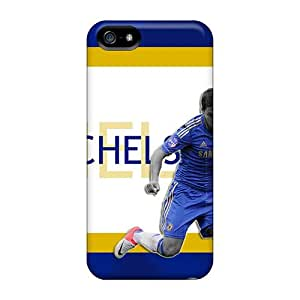Special Design Back Popular Fc Of England Chelsea Phone Case Cover For Iphone 5/5s