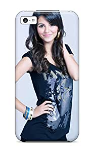 David Dietrich Jordan's Shop 7070364K52356325 Awesome Victoria Justice 2 Flip Case With Fashion Design For Iphone 5c