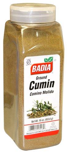 Badia Cumin Seed Ground 16 oz