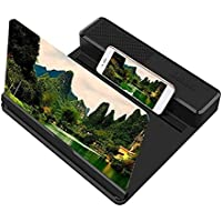 F12 12 Inch Screen 3D Mobile Phone Amplifier Video Amplifier Smartphone Holder for Video Amplifier