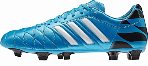 Adidas 11questra FG BLACK1/CHALK2/LGTSCA