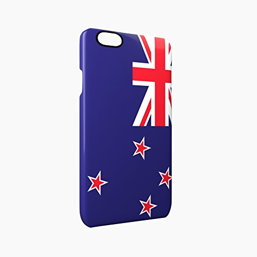 Flag of New Zealand Glossy Hard Snap-On Protective iPhone 6 / 6S Case Cover