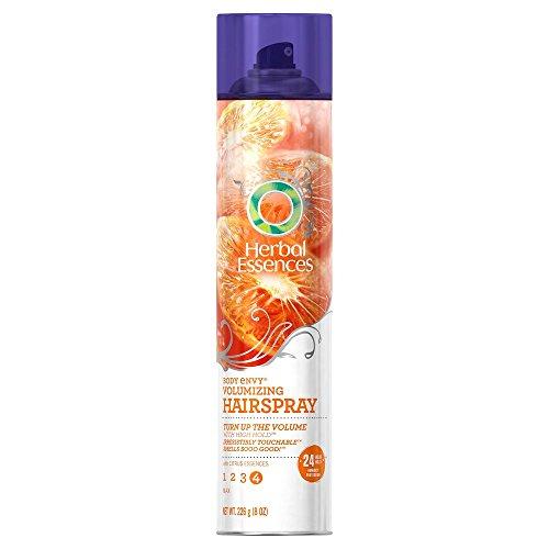Herbal Essences Body Envy Volumizing Hairspray With Citrus Essences, 8 Oz, 8 Fl Oz