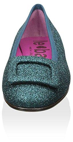 Ballett Glitter Flat Le Turkis Babe Kvinners X8gXxET
