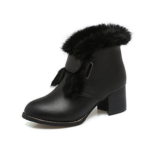 Sandales Noir Abl10564 Femme Balamasa Compensées 8T56cqqI