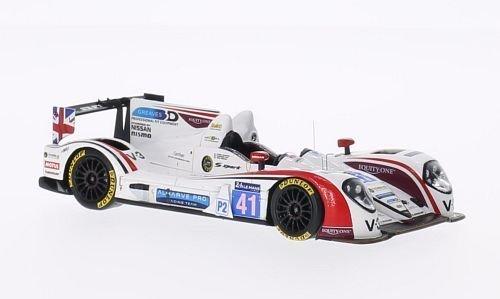 Zytek Z11SN-Nissan, No.41, Greaves Motorsport, 24h Le Mans, 2014, Modellauto, Fertigmodell, Spark 1:43