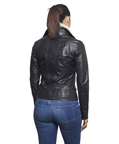 Chaqueta Mujer Para Para Chaqueta D'arienzo Negro D'arienzo Mujer px6fSq