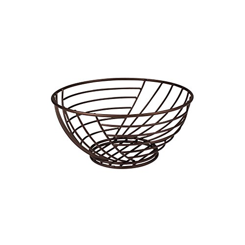 Spectrum Diversified Wright Small Fruit Bowl, Bronze (Small Wood Fruit Basket compare prices)