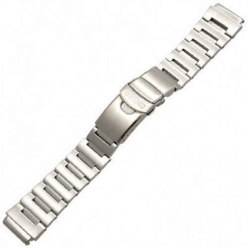 Seiko Steel Watchband For Monster Watch. Genuine Seiko Watch Band 20mm.
