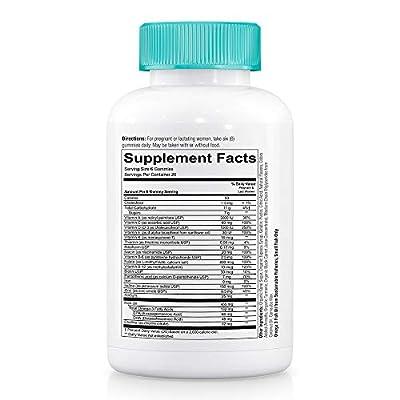 SmartyPants Prenatal Complete Daily Gummy Vitamins