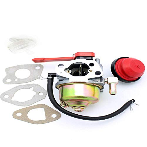 QMOKO 951-10956 951-10956A Carburetor Replacement for MTD Cub Cadet Troy Bilt Snow Blower 751-10956 751-10956A 751-14018 951-14018 751-12612 951-12612 Huayi 161SA 161S Snow Thrower