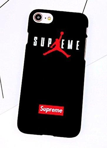 3SA STORE USA Jordan Case Hard Plastic / Matte Finish iPhone Black 5 5S NBA Air Supreme Basketball Jordan legend 23 Black