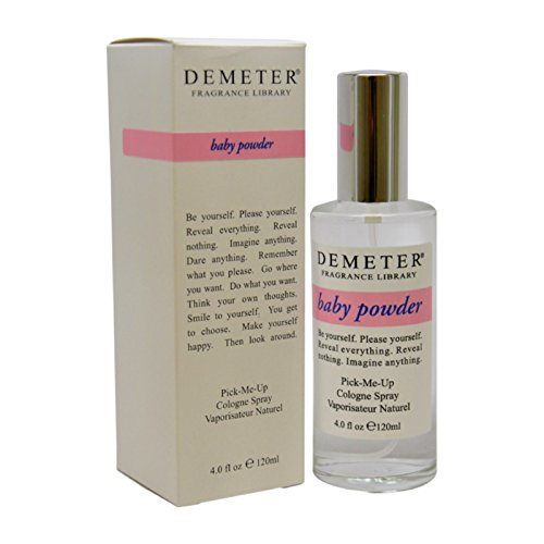 Price comparison product image Demeter Baby Powder Cologne Spray,  4 Ounce