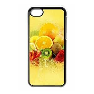 XiFu*MeiOkaycosama Funny iphone 5/5s Cases Fruit 79 for Women Protective, iphone 5/5s Cases for Teen Girls,XiFu*Mei