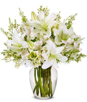 Flowers - Life Well Lived (Free Vase Included)