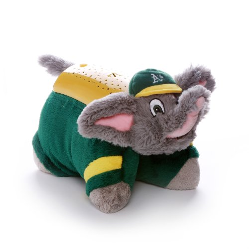 Fabrique Innovations MLB Oakland Athletics Dream Lite Pillow Pet (Athletics Light Oakland)