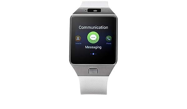 Ver CELINEZL QW09 Smart Watch, 512MB + 4GB, Pantalla táctil ...