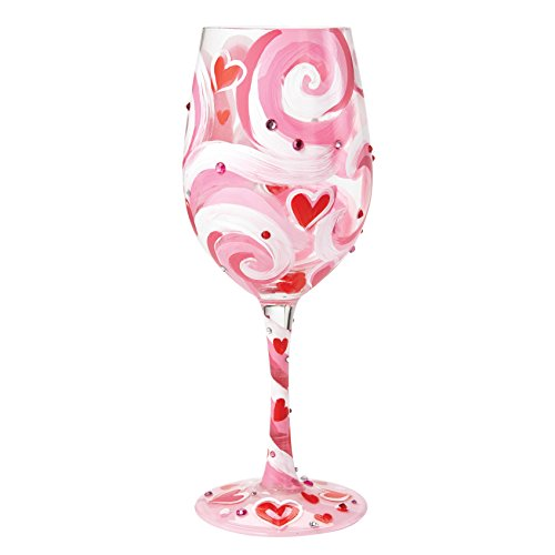 Lolita Sweet Dreams Wine Glass