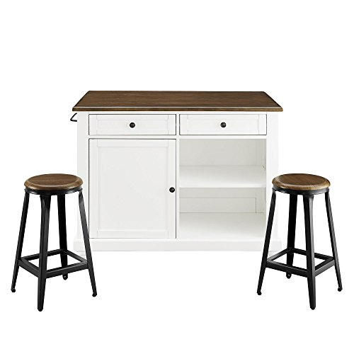 kitchen island with seating - 7