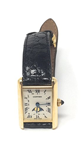 Cartier Tank Solo quartz womens Watch B1900 (Certified Pre-owned) by Cartier
