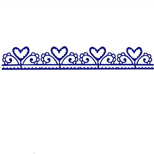3pcs Flower Metal Cutting Dies Stencils for DIY Scrapbooking - 6
