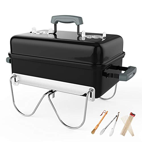 Amazon.com: ZLH-Outdoor Charcoal Grill BBQ Grill - Outdoor ...