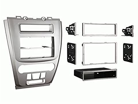 Metra 99-5821S Single or Double DIN Installation Dash Kit for 2010 Ford Fusion and Mercury Milan, - Ford Installation Kit