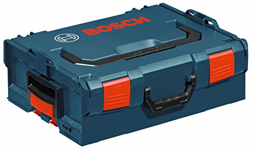 Bosch L-BOXX-2 6 In. x 14 In. x 17.5 In. Stackable Tool Storage Case (Bosch Tool Box)
