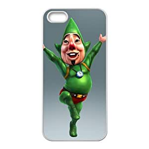 iPhone 5 5s Cell Phone Case White The Legend of Zelda The Wind Waker Tingle BNY_6819261