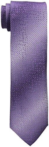 Van Heusen Men's Super Solid Tie, Medium Purple, One Size ()
