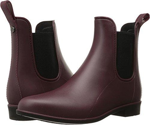 Shoes Casual Down Booties (Sam Edelman Women's Tinsley Rain Shoe, Sangria Matte, 8 M US)
