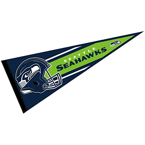 Seattle Seahawks Official NFL 30 inch Large Pennant -