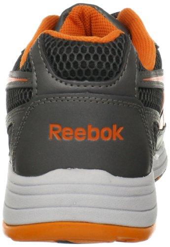 Reebok Work Mens Ketee Rb1630 Eh Scarpa Antinfortunistica Arancione / Peltro